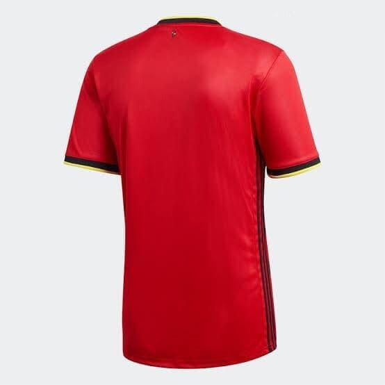 Belgium Home Shirt 2020/21