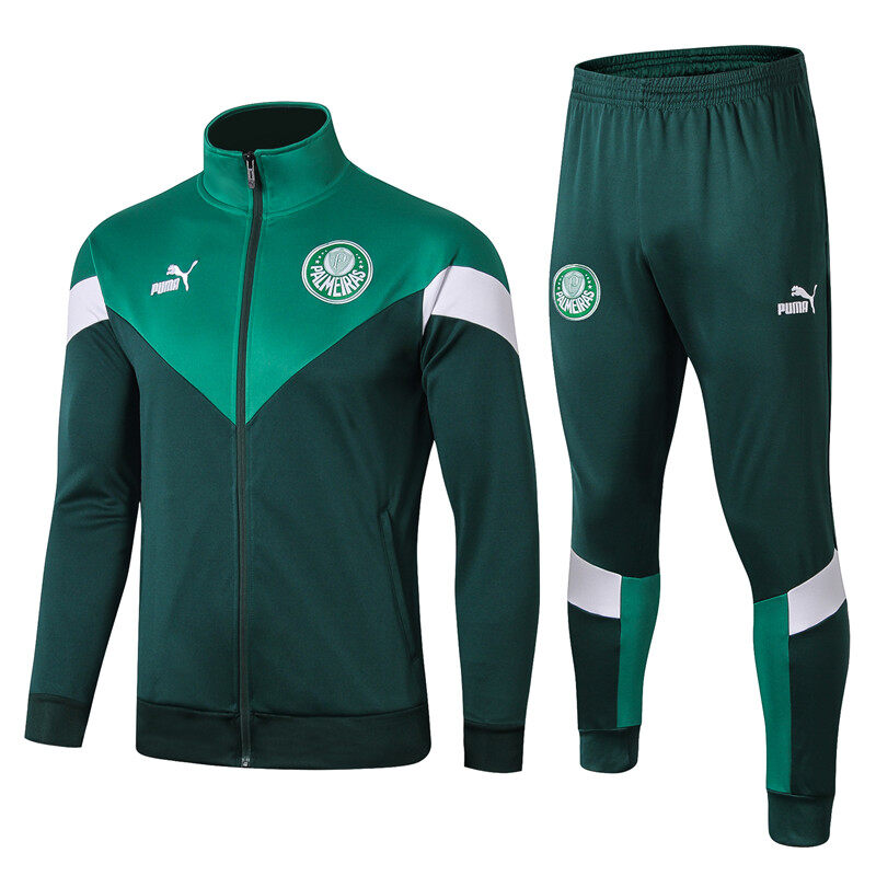 2019 2020 Palmeiras adult green tracksuit jacket