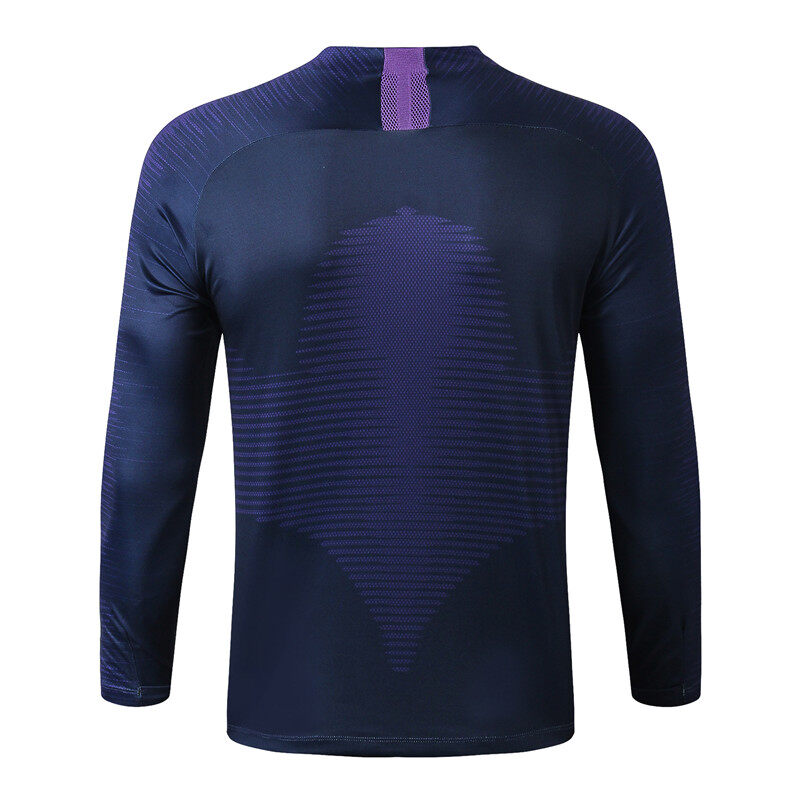 2019 2020 Tottenham Hotspur Adult Purple Half Zip Training Tracksuit