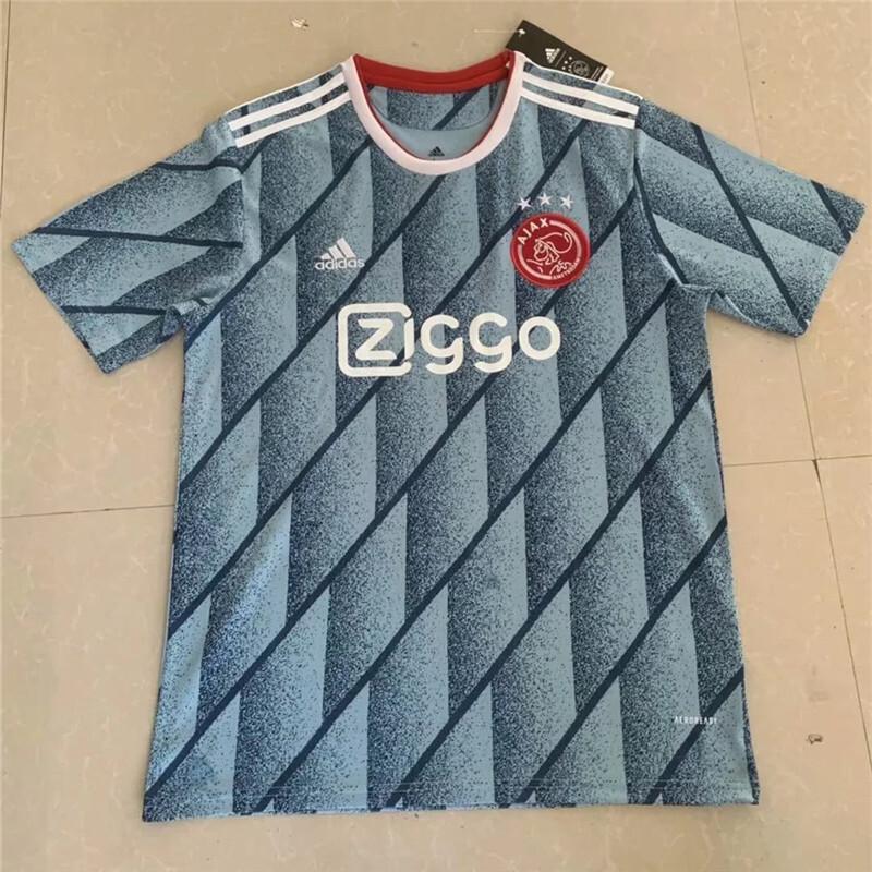 Ajax Away Soccer Jersey 2020 2021 Football Shirt