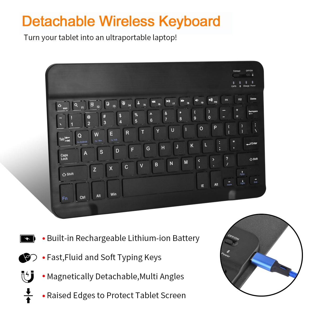 See iPad 6th Generation Cases with Keyboard, iPad keyboard ...