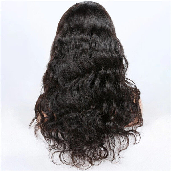 DB-013LW Virgin Hair 360 Lace Front Wigs For Black Women Brazilian Loose Wave Hair Remy Wigs 2