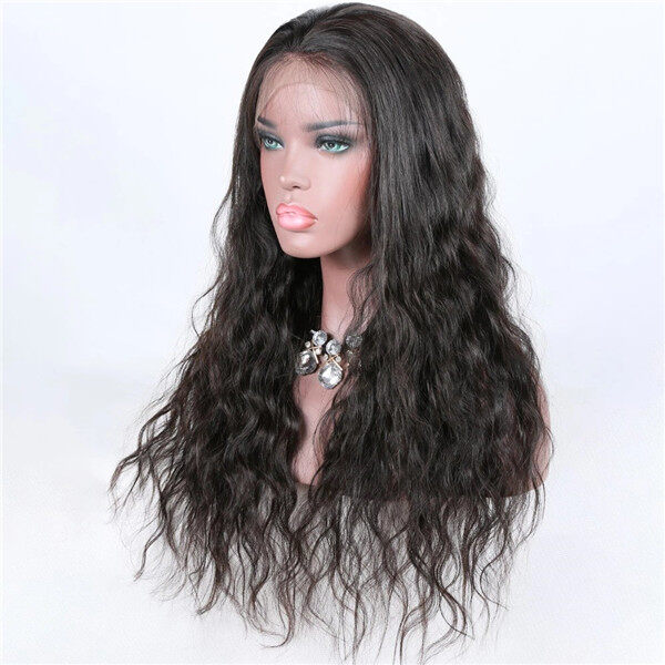 DB-013LW Virgin Hair 360 Lace Front Wigs For Black Women Brazilian Loose Wave Hair Remy Wigs 4