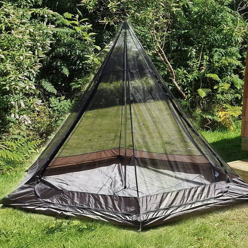 Best 3 5 Perosn Light Weight Oxford Bell Teepee Tipi Tent