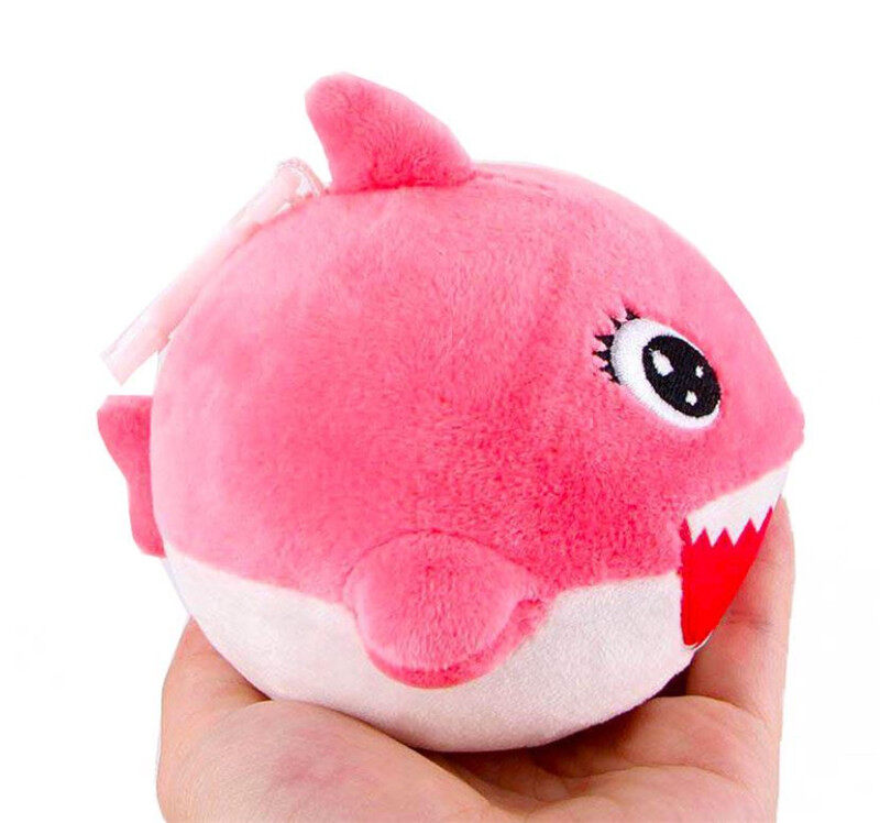 Squishy Plush Shark Plush Toy Decompression Vent Toy Doll Gifts 2