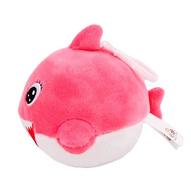 Squishy Plush Shark Plush Toy Decompression Vent Toy Doll Gifts 6