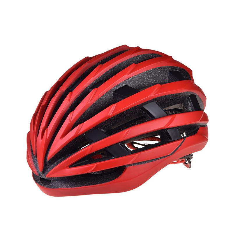 Hedgehog shape bicycle one-piece helmet light weight road bike wemen cycling helmets TH-760 2