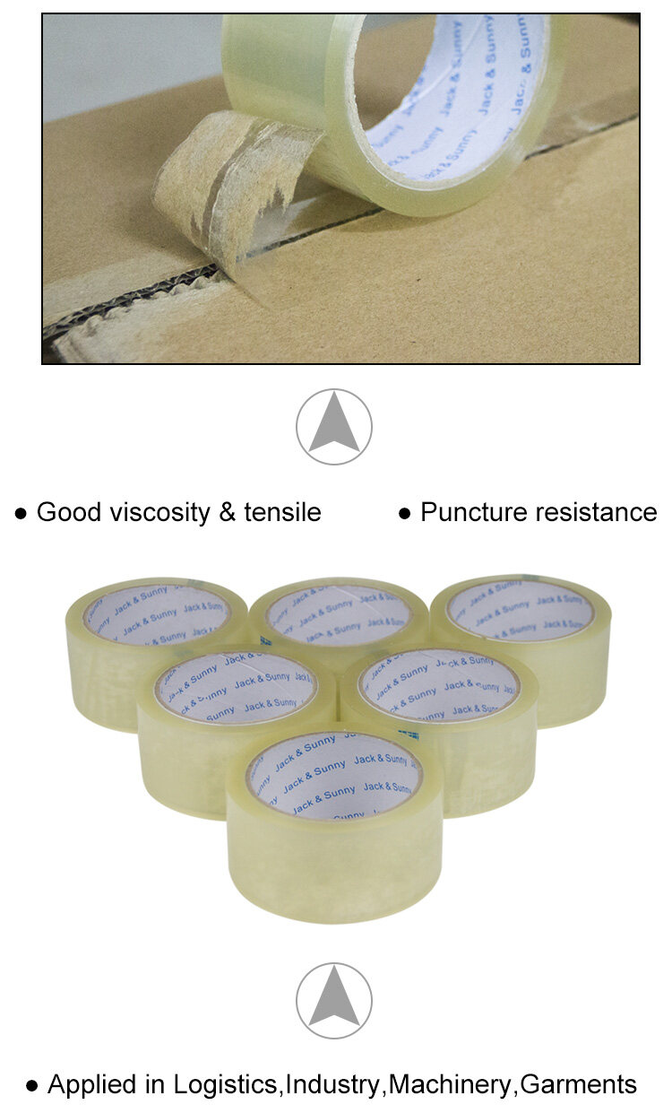 Low Noise Adhesive Tape