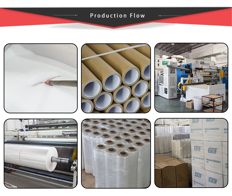 Pallet Wrap Stretch Plastic Film