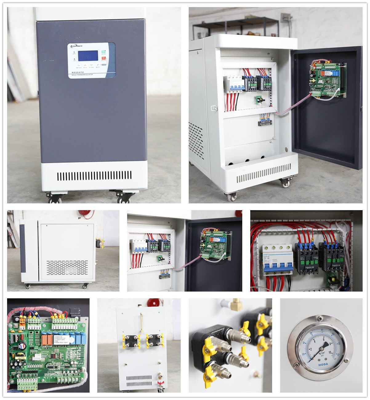 classy temperature control machine