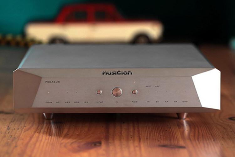 Musician pegasus r2r dac Audio Technology