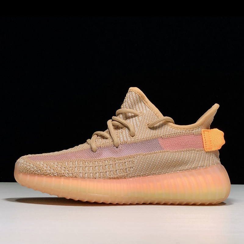 kids shoes Adidas YEEZY 350V2 clay