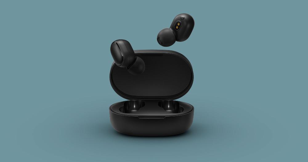 Original Xiaomi AirDots Bluetooth Earphone stereo MI Mini Wireless Bluetooth 5.0 Headset With Mic Earbuds Redmi AI Control (8)