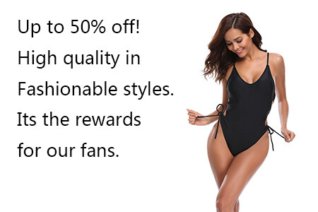 Hello Summer! it's time to get the swimwear in big discount!