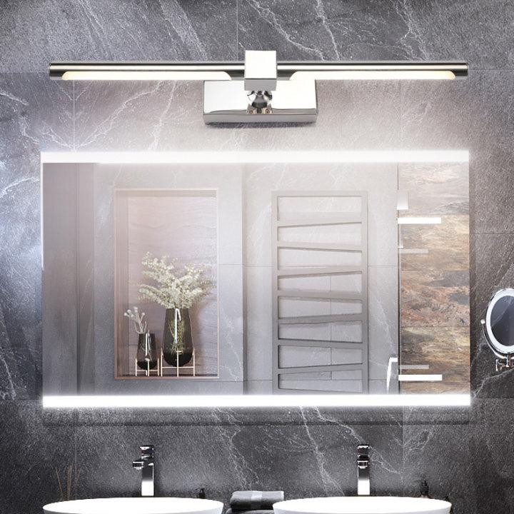 Led Vanity Mirror Front Bath Light