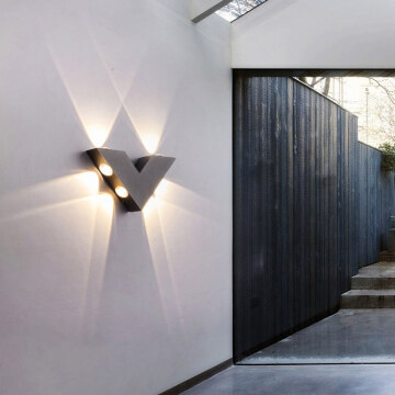 Up/Down Outdoor Wall Light