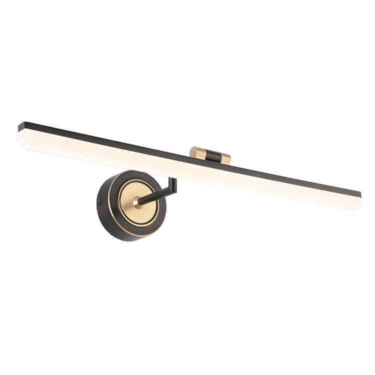 Antique LED Vanity Light Wall Sconce Light Fixture Bath Mirror Front Lamp Brass