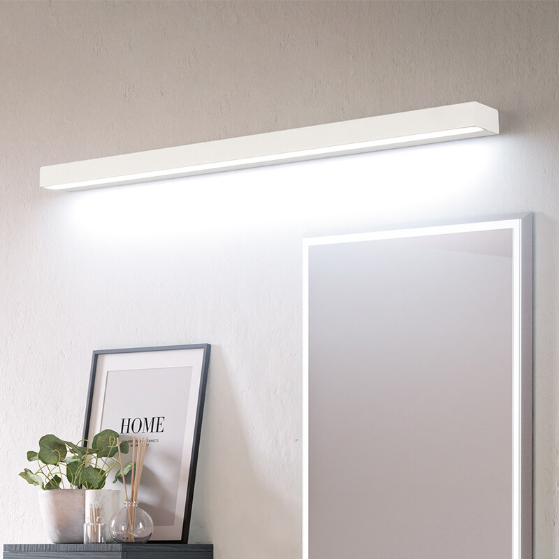 Best Led Bathroom Vanity Mirror Light Fixtures Wall Sconces Lamp Acrylic Living Room Style D10122 On Luminturs