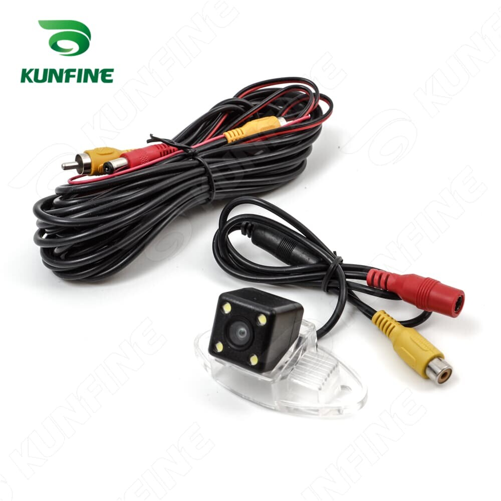 Kunfine Wireless    Wire Ccd Car Rear View Camera For Buick