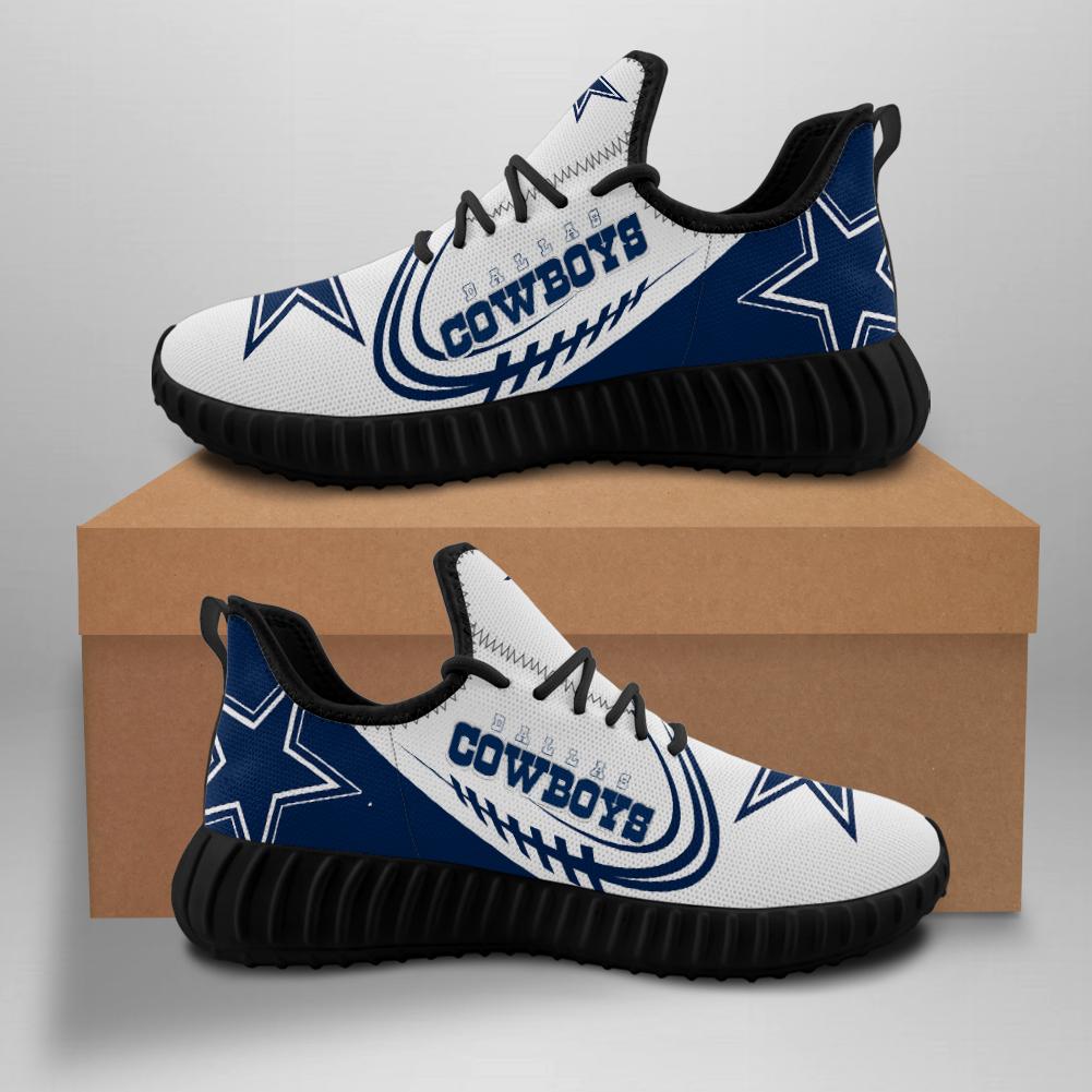 Dallas Cowboys Sneaker Running Shoes
