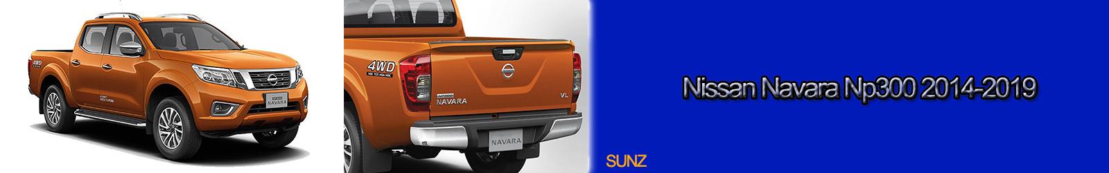 Nissan Navara Np300 2014-2019