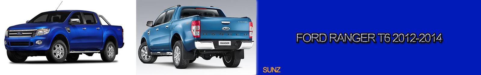 Ford Ranger T6 2012-2014