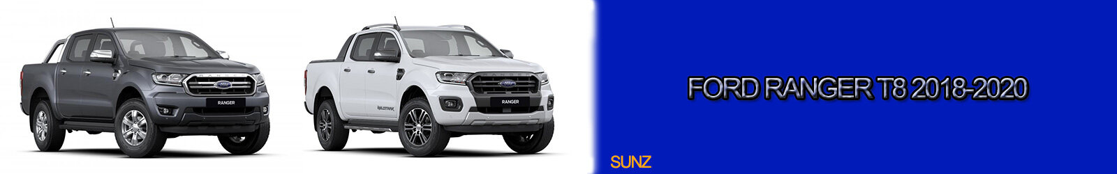 FORD RANGER T8 Accessories