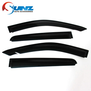DOOR VISOR FOR MAZDA BT50 Double CAB RHD LHD