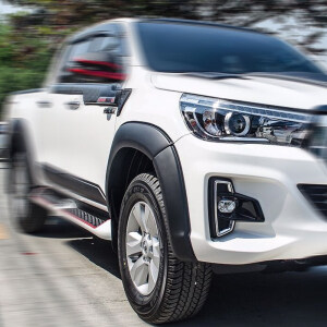 FENDER FLARE FOR TOYOTA HILUX ROCCO 2018 2019