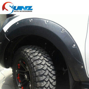 FENDER FLARE WHEEL ARCH 6 INCH FOR MAZDA BT50 2012-2019