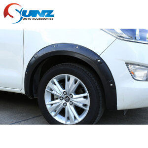 ABS With Bolt Fender Flare FOR TOYOTA INNOVA (2016-2018)