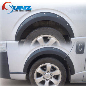 FENDER FLARE WHEEL ARCH FOR TOYOTA HIACE 2005-2018