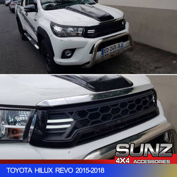 FRONT GRILL FOR TOYOTA HILUX REVO 2015-2019