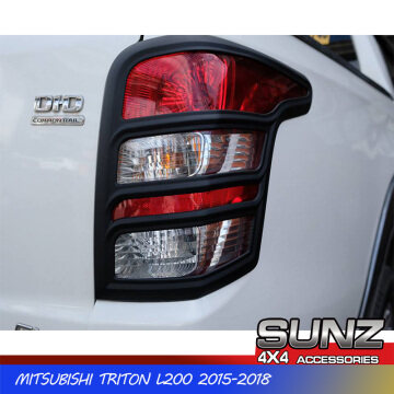 TAIL LIGHT COVER FOR MITSUBISHI TRITON (2015-2018)