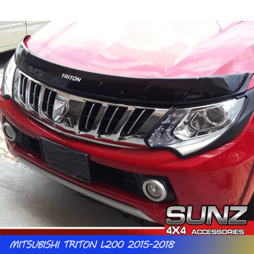BONNET GUARD FOR MITSUBISHI TRITON (2015-2018)