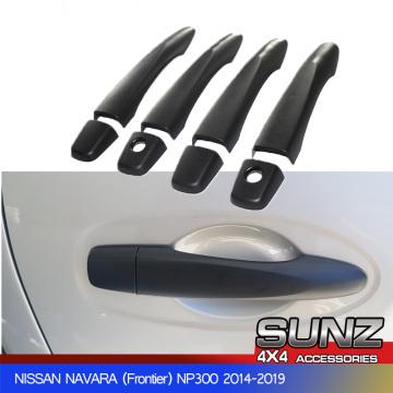 DOOR HANDLE COVER FOR NISSAN NAVARA NP300 FRONTIER (2015-2018)