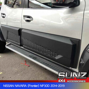 Side Body Cladding for Nissan navara np300 2014-2019