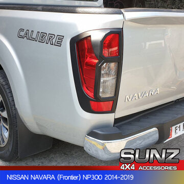 TAIL LIGHT COVER FOR NISSAN NAVARA NP300 FRONTIER (2015-2018)