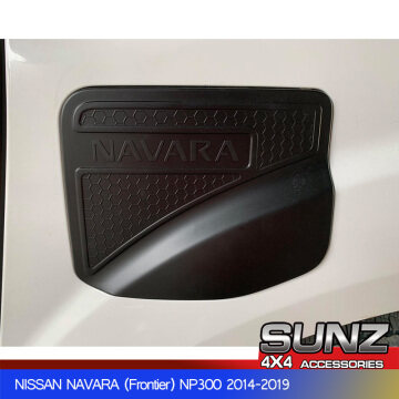 TANK COVER FOR NISSAN NAVARA NP300 FRONTIER (2015-2018)