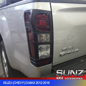 TAIL LIGHT COVER FOR ISUZU DMAX (2012-2019)