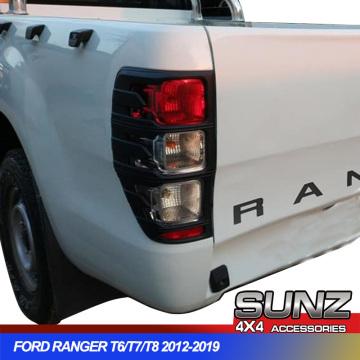 LATEST TAIL LIGHT COVER FOR Ford Ranger Wildtrak T6 T7 T8 2012-2019