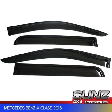 Door Visor for BENZ Xclass 2018