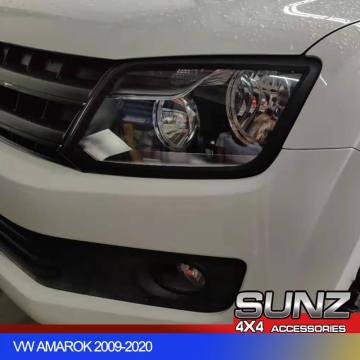 Amarok Head Light Cover For VOLKSWAGEN VW Amarok 2.0T V6 2009-2020