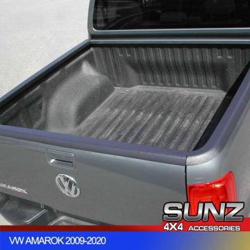 Amarok Bed Linner Cover Tuxture Black Plastic for VW Amarok V6 2009-2020