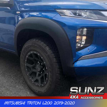 Mitsubishi Triton 2020 new Smooth Fender Flare