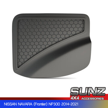 fuel tank cover for np300