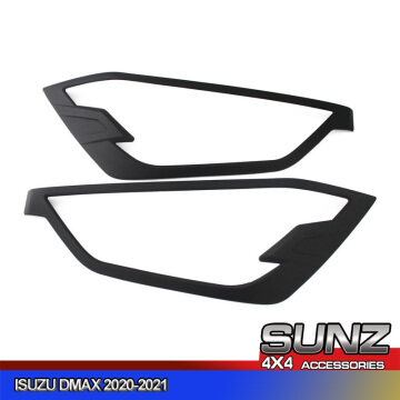 DMAX TAIL LIGHT COVER