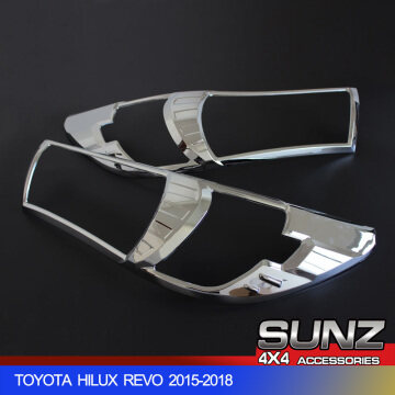 Head light cover for revo