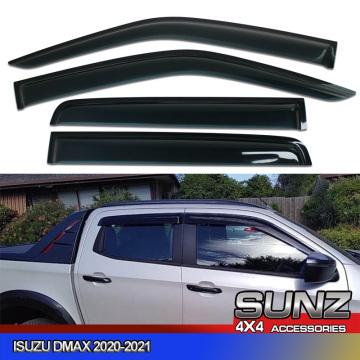 Dmax window visor