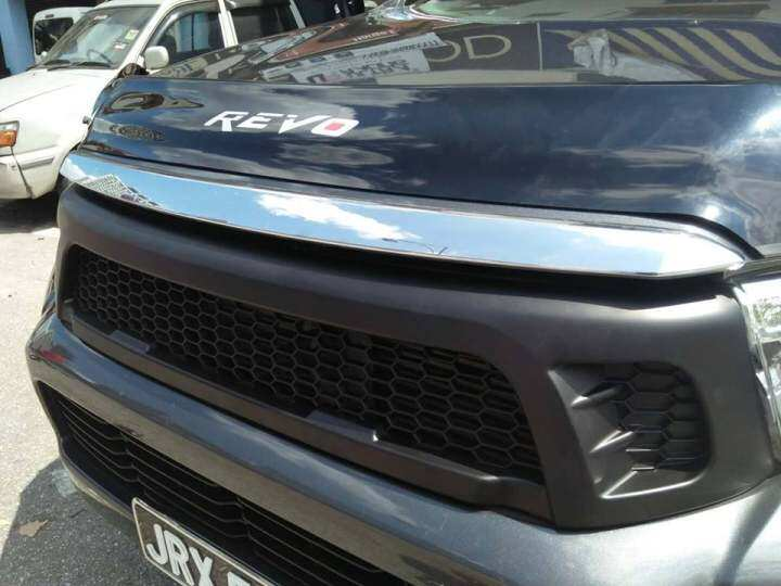 Front Grills